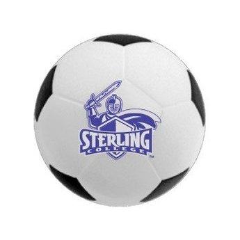 Foam Stress Reliever Soccer Ball
