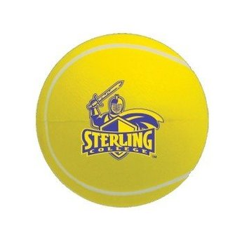 Foam Stress Reliever Tennis Ball