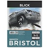 "Blick Bristol Pad, 15 Sheets, Smooth 14"" × 17"""