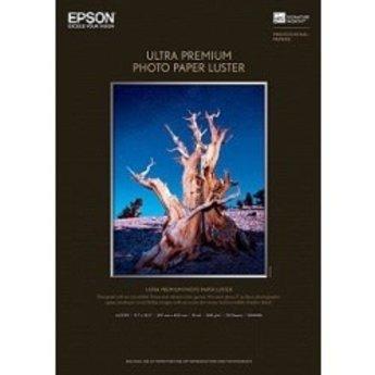 Epson Ultra Premium Photo Luster Inkjet Paper - 11.7x16.5