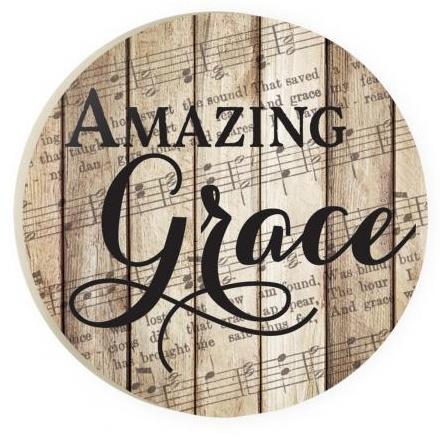 Car Coaster-Amazing Grace