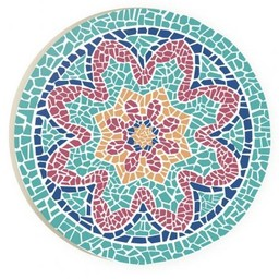 Car Coaster-Mosaic