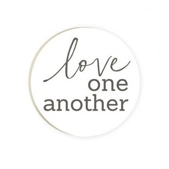 Car Coaster-Love One Another