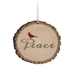 Barky Ornament-Peace
