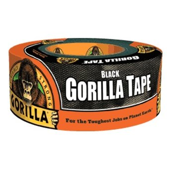 Gorilla Duct Tape, Black