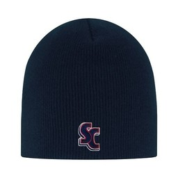 LogoFit Everest Traditional Beanie, Navy Blue
