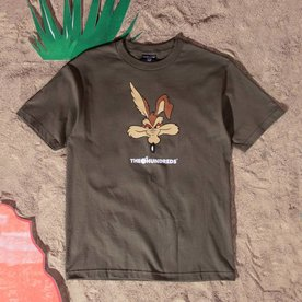 THE HUNDREDS WILE TEE - OLIVE