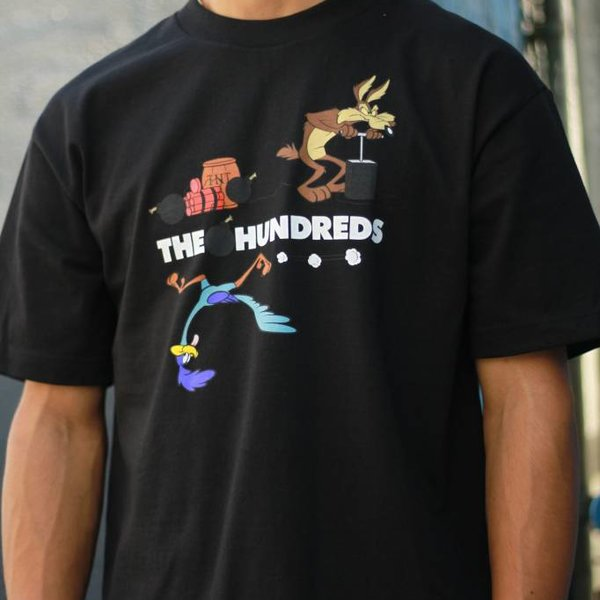 THE HUNDREDS ACME TNT TEE