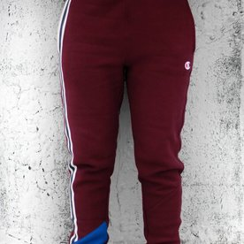 CHAMPION W COLORBLOCK JOGGER - DARK BERRY