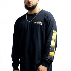CIVIL REGIME GALLERY LS - BLK