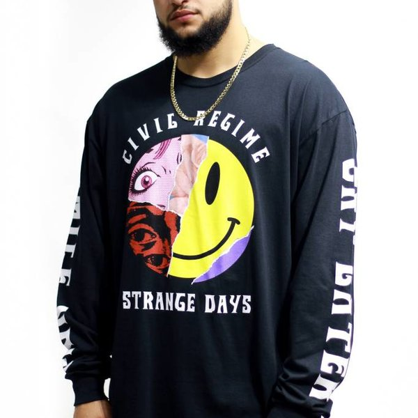 CIVIL REGIME SMILE LS - BLK