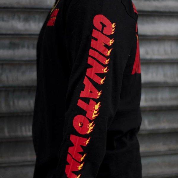 CHINATOWN MARKET FLAMES L/S