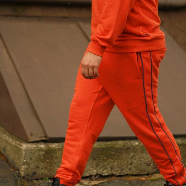 PUBLISH BERT JOGGER - ORANGE