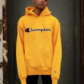 CHAMPION FLC PULLOVER - GOLD