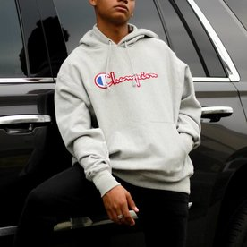 CHAMPION FLC PULLOVER - GREY