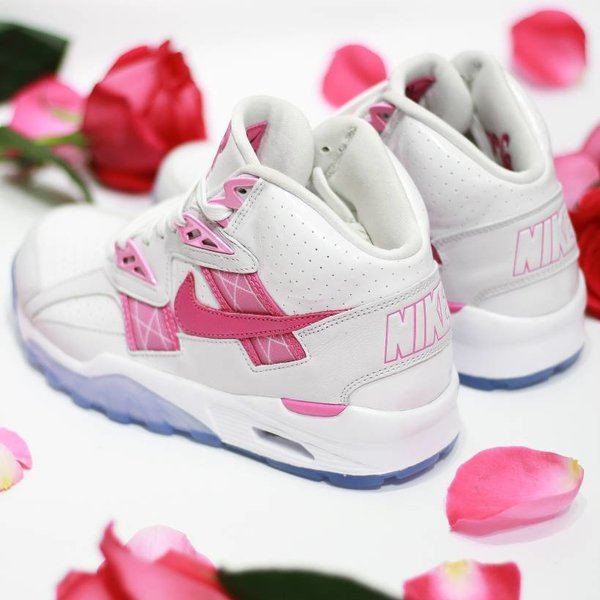 NIKE #SRcares x Nike Air Trainer SC QS - WHITE