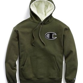 CHAMPION SUPERFLC SHERPA HOOD