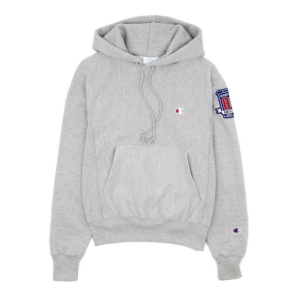 CHAMPION ANVI FLC PULLOVER - OXFORD