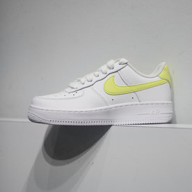 "NIKE WMNS AIR FORCE 1 ""YELLOW PULSE"""