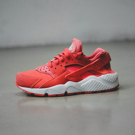 "NIKE WMNS AIR HUARACHE RUN ""BRIGHT CRIMSON"""