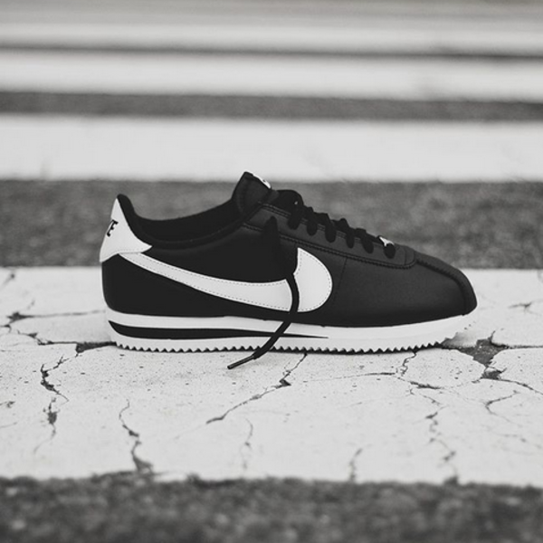 reputable site 27db2 24c06 CORTEZ BASIC LEATHER