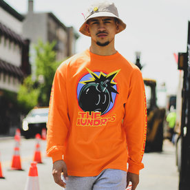THE HUNDREDS HIDDEN ADAM L/S