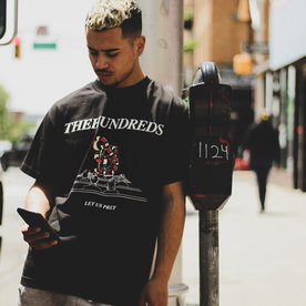 THE HUNDREDS CONTROL TEE