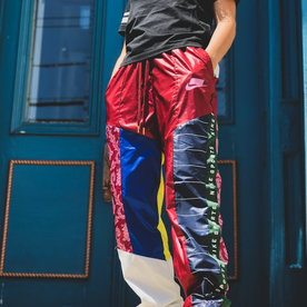 NIKE W NSW MULTIPRINT PANTS
