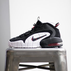 NIKE AIR MAX PENNY - BLK/RED