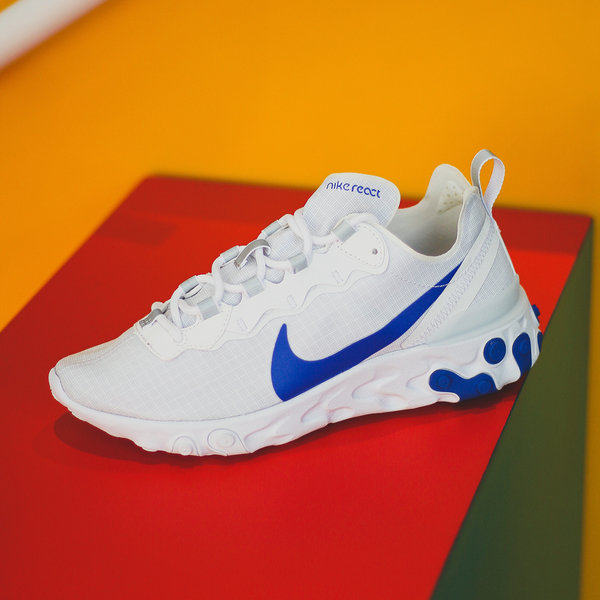 on sale 27871 d0d1a NIKE REACT ELEMENT 55