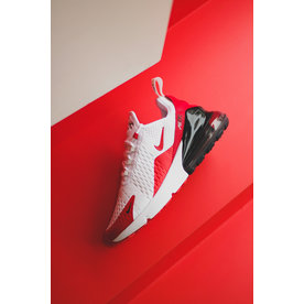 "NIKE AIR MAX 270 ""UNI RED"""