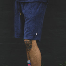 CHAMPION TERRY SHORTS - IMPERIAL INDIGO