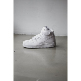 "NIKE AIR FORCE 1 HIGH ""WHITE"""