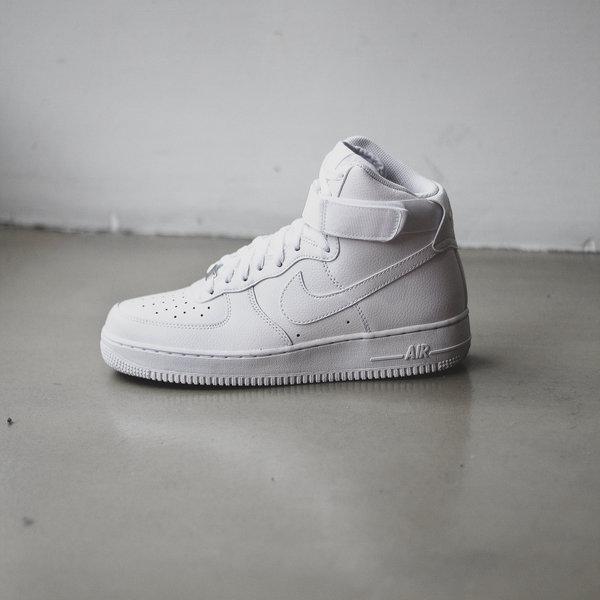 NIKE AIR FORCE 1 HIGH - WHITE