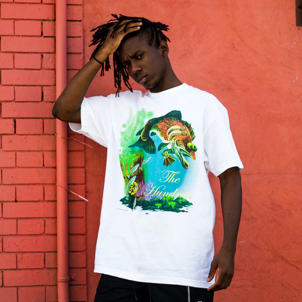 """THE HUNDREDS WASTED TEE """"WHITE"""""""