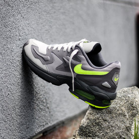 "NIKE AIR MAX 2 LIGHT ""NEON"""
