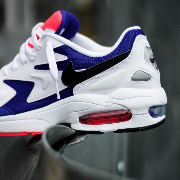 "NIKE AIR MAX2 LIGHT ""PURPLE BERRY"""