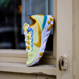"NIKE W REACT ELEMENT 55 ""YELLOW"""