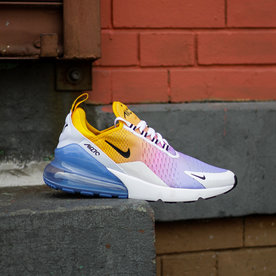"NIKE AIR MAX 270 ""UNI GOLD"""