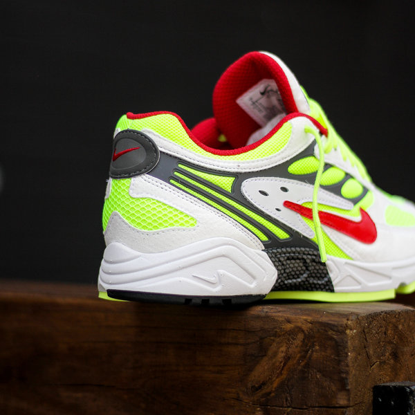 """NIKE AIR GHOST RACER """"NEON YELLOW"""""""