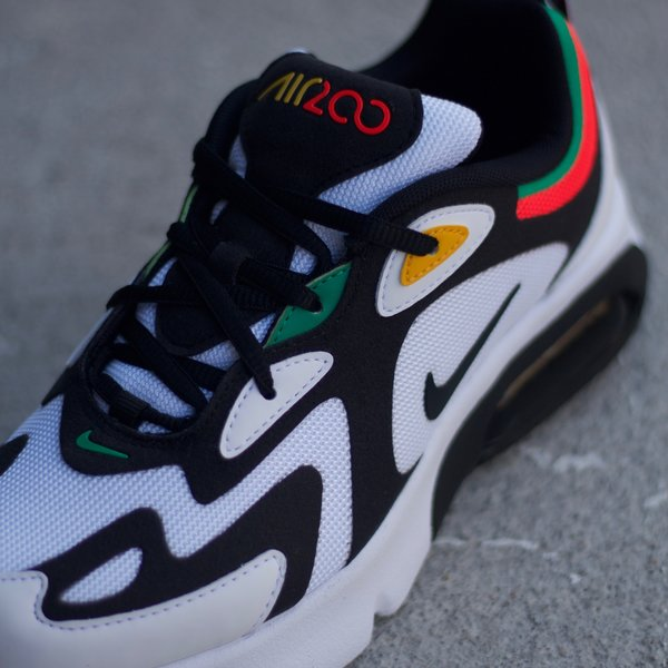 "NIKE AIR MAX 200 ""2000 WORLDSTAGE"" (GS)"