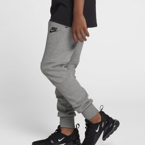 NIKE NSW BOYS TECH FLC - GREY