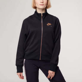 NIKE W NIKE ZIP UP - BRONZE