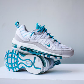 "NIKE AIR MAX 98 ""TEAL NEBULA"""