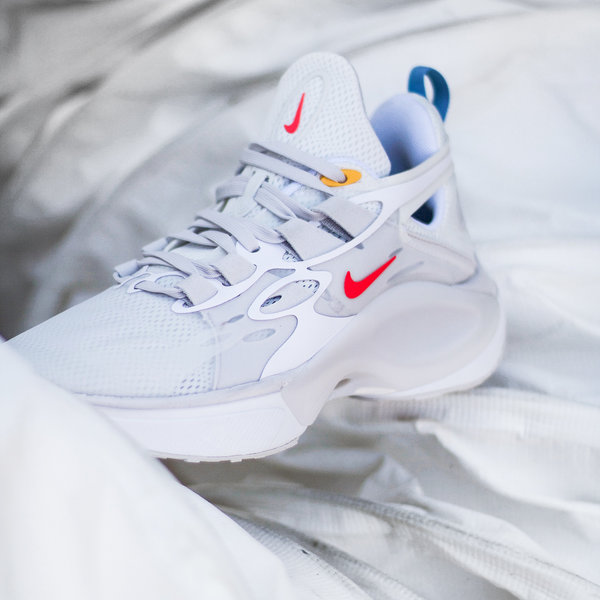 """NIKE SIGNAL D/MS/X """"WHT/RED"""""""