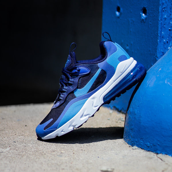 "NIKE AIR MAX 270 REACT ""PHOTO BLUE"""