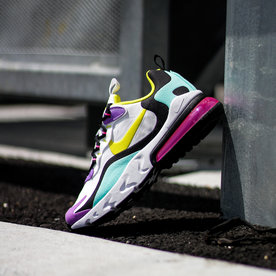 "NIKE W AIR MAX 270 REACT ""DYNAMIC YELLOW"""