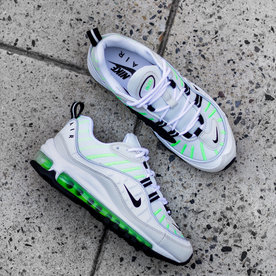 "NIKE W AIR MAX 98 ""SUMMIT WHITE"""
