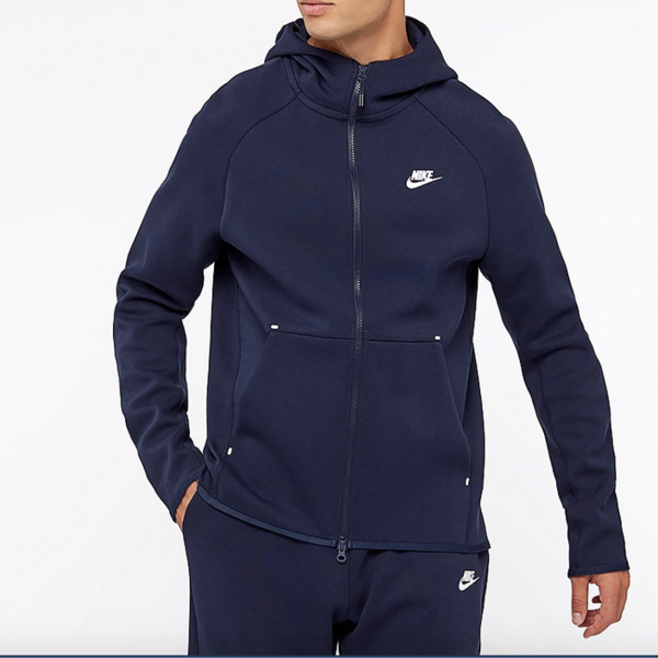 NSW TECH FLEECE ZIP UP