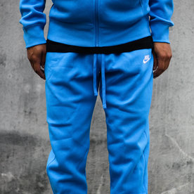 "NIKE CLUB FLC JOGGER ""PHOTO BLUE"""